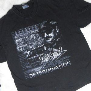 Dale Earnhardt Determination Matter Of Fact tshirt